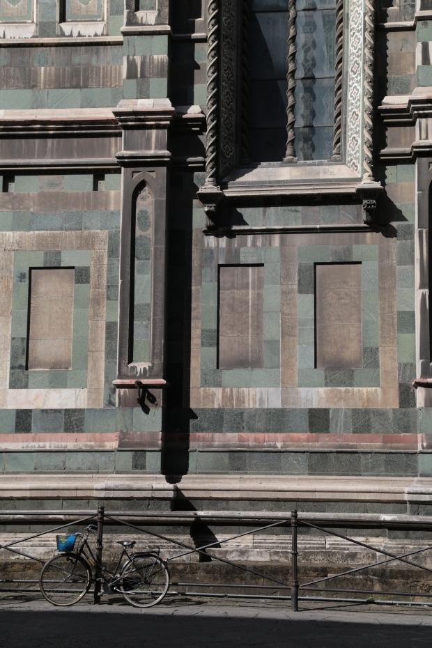 Il Duomo a Firenze e molto bella, of course, but anche una bicicleta puo essere bella, if you ask me.