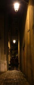 Beaune alley slim