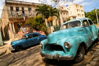 Habana Nueva sidestreet