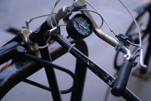 Chicago bicycle speedometer