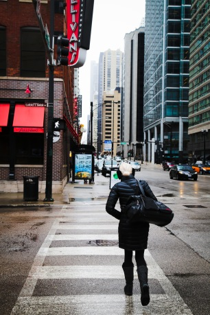 Chicago pedestrian eaten by city