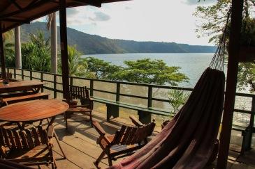 Laguna de Apoyo deck