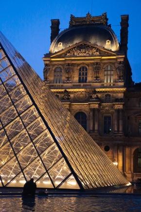 Paris it's like it can't help itself