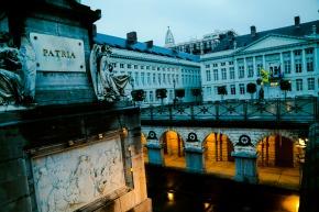 Brussels Place de Martyres