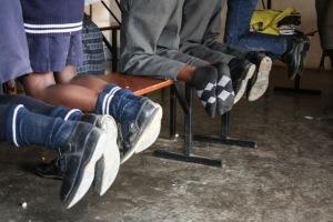 South Africa feet