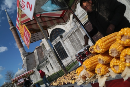corn-seller-outside-the-hagia-sophia-istanbul