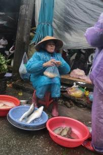 Hue's Dong Ba market
