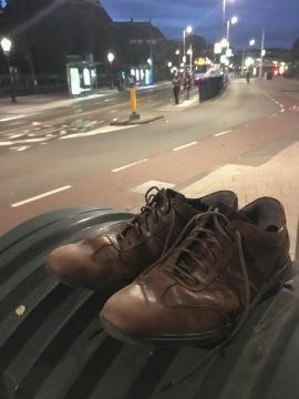 Goodbye shoes