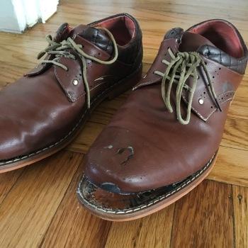 My fancy shoes