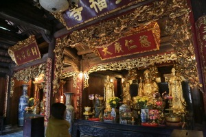 Tam Coc shrine