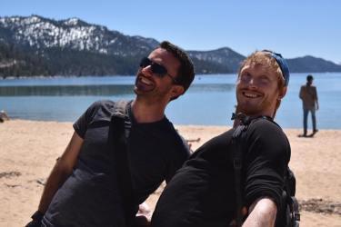 Ryan and me