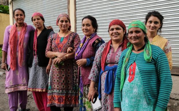 Manali women
