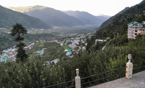 Manali-Kullu Valley