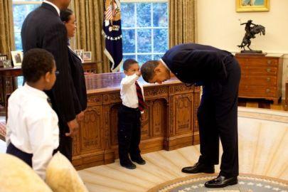 Obama inspires me