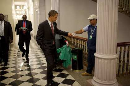 Obama Pete Souza