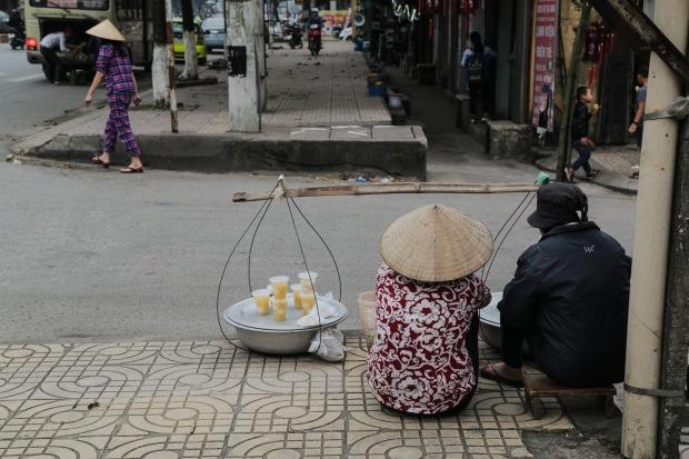 Vietnam Ninh Binh street