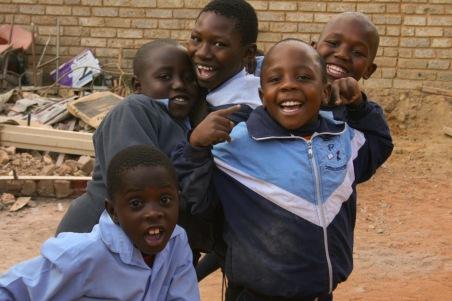 South Africa boys