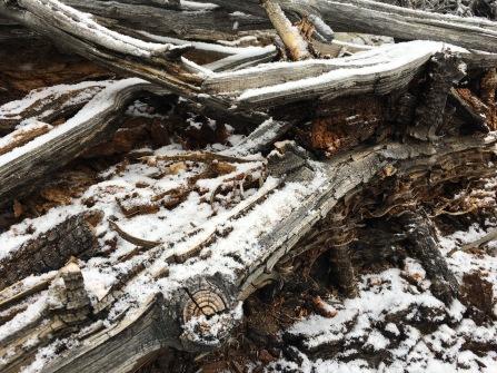 Mono Lake texture