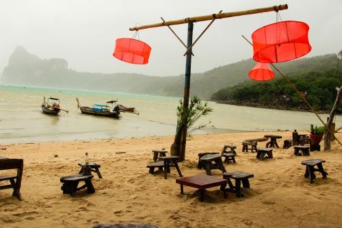 Thailand Ko Phi Phi morning