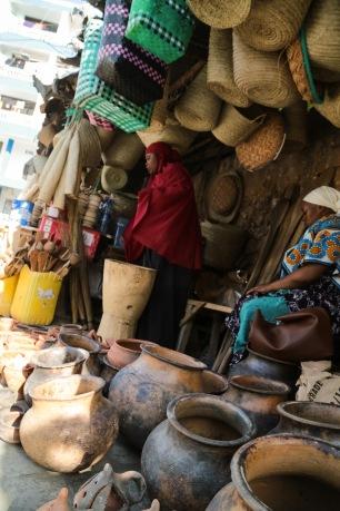 Mombasa street vendors