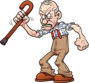 istockphoto-grumpy old man