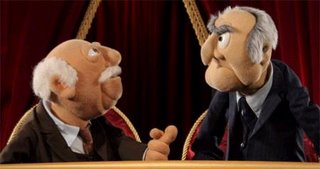 Statler and Waldorf