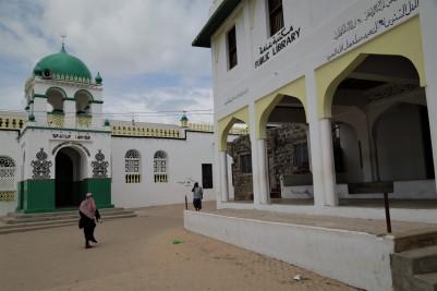Lamu mosque