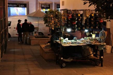 Zacatecas street vendors