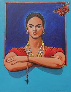 Guadalupe Reyes - Frida